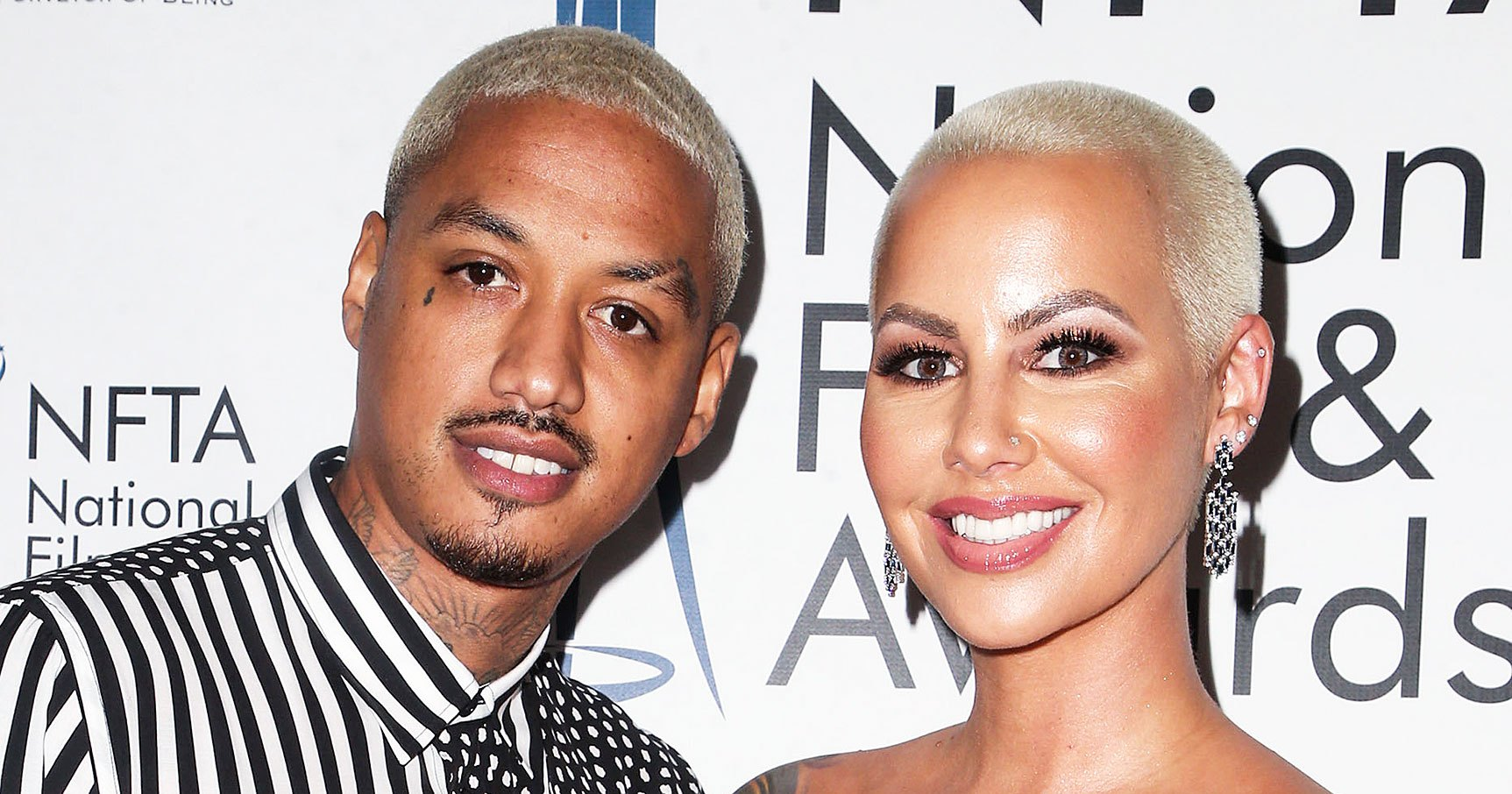 Amber Rose Is Pregnant, Expecting First Child With Boyfriend A.E.