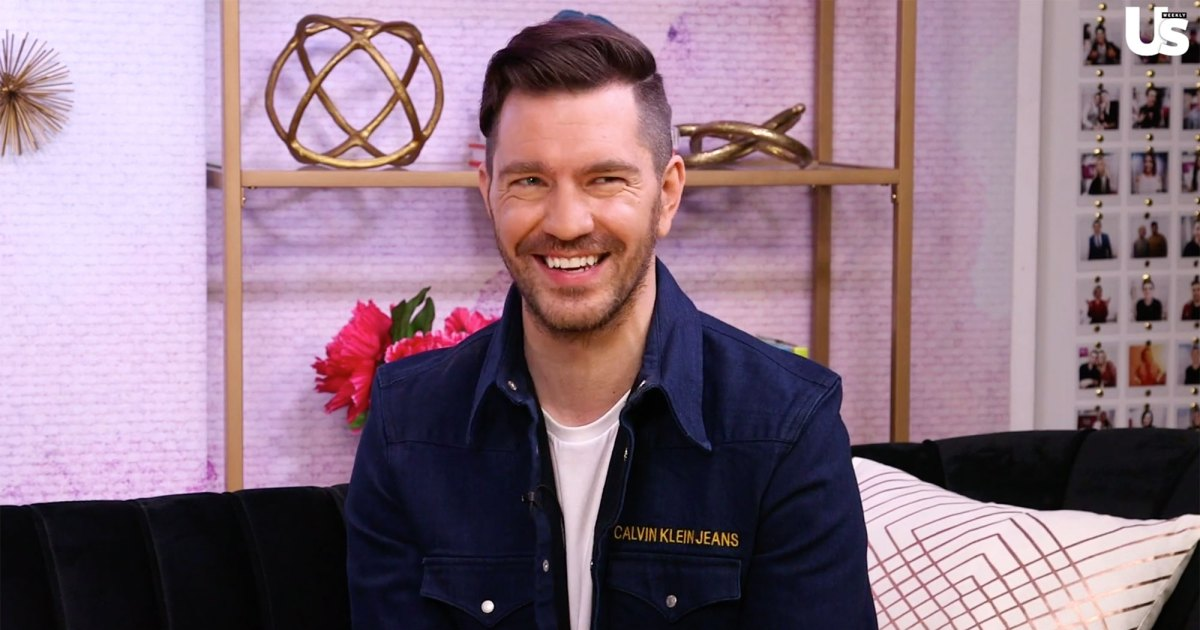 Andy Grammer Shares 20-Month-Old Daughter Louisiana's Milestones