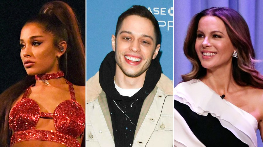 Ariana Grande Too Busy Care About Ex Pete Davidson Kate Beckinsale