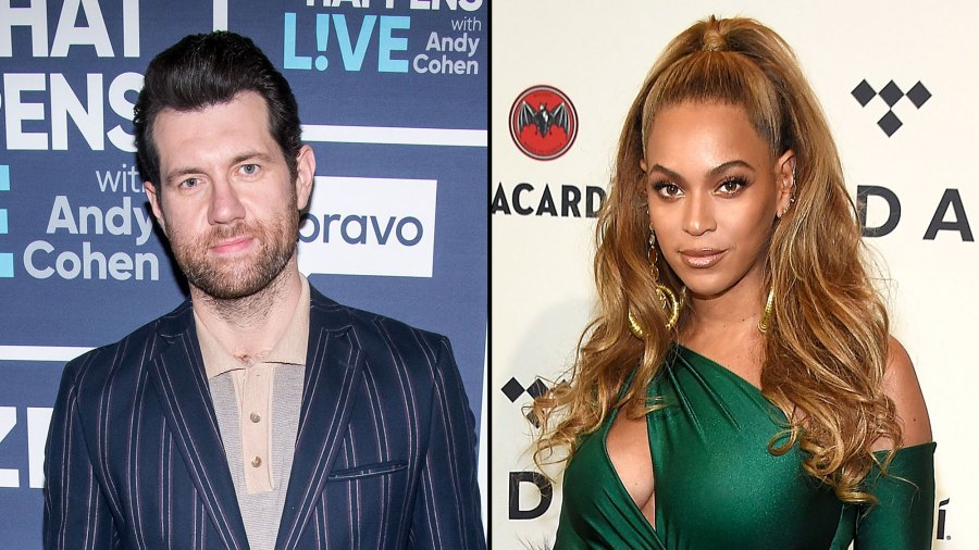 Billy Eichner Doesn't Mind That He 'Had No Direct Contact' With Beyonce While Making 'The Lion King'