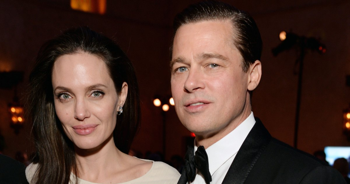 It's (Legally) Over! Brad Pitt and Angelina Jolie Are Officially Single
