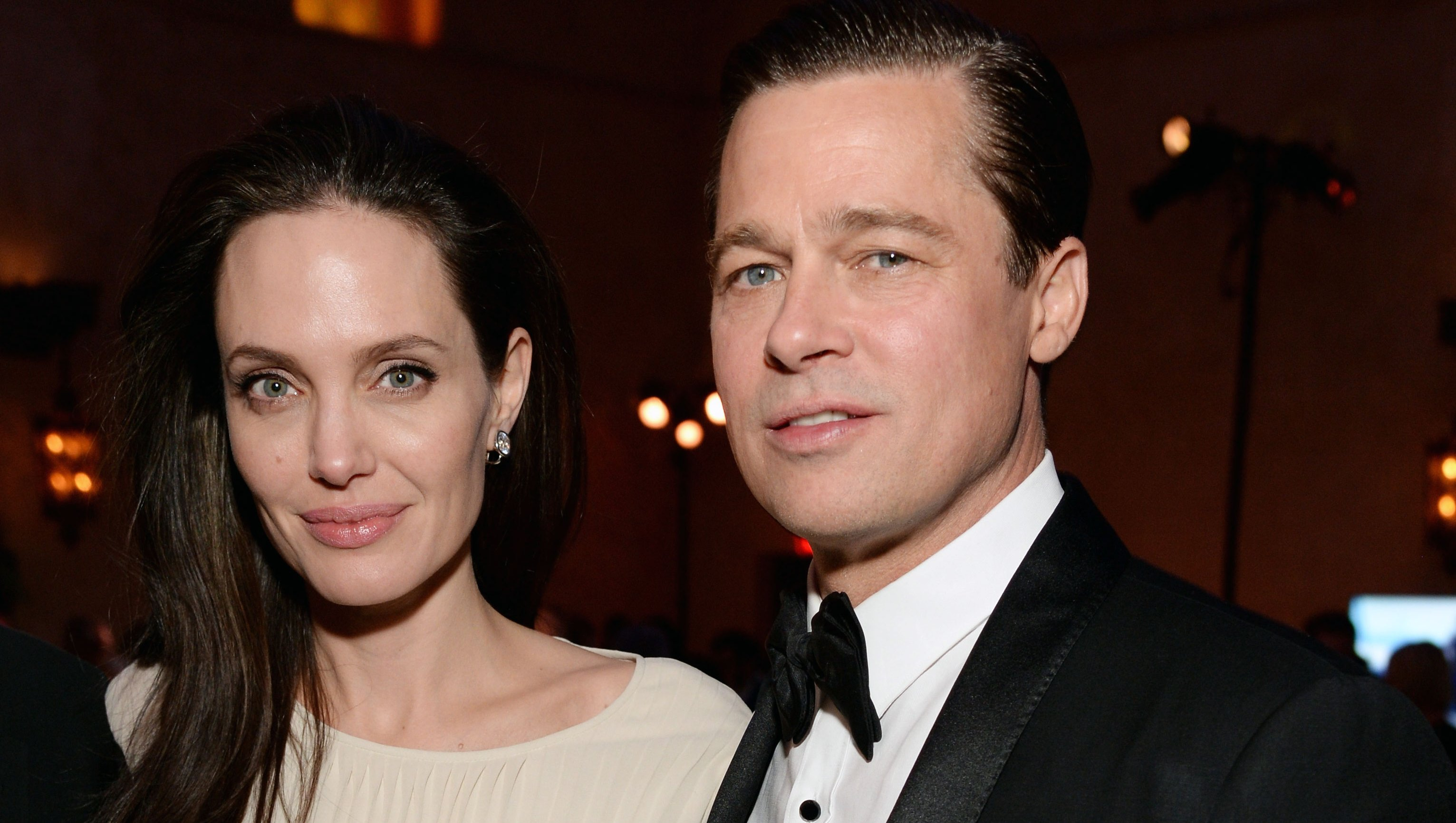 Brad Pitt and Angelina Jolie Are Officially Single
