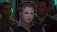 Carrie Fisher Princess Leia in Star Wars Episode IX