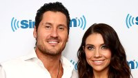 Celebs Party Val Chmerkovskiy Jenna Johnson Wedding