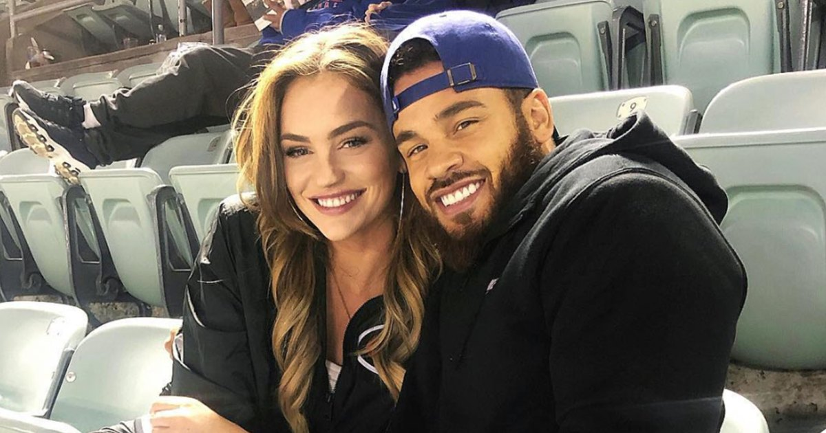 Cory Wharton Gives Update on 'Serious' Taylor Selfridge Romance