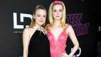 Dakota and Elle Fanning Show How Wildly Different Their Styles Are