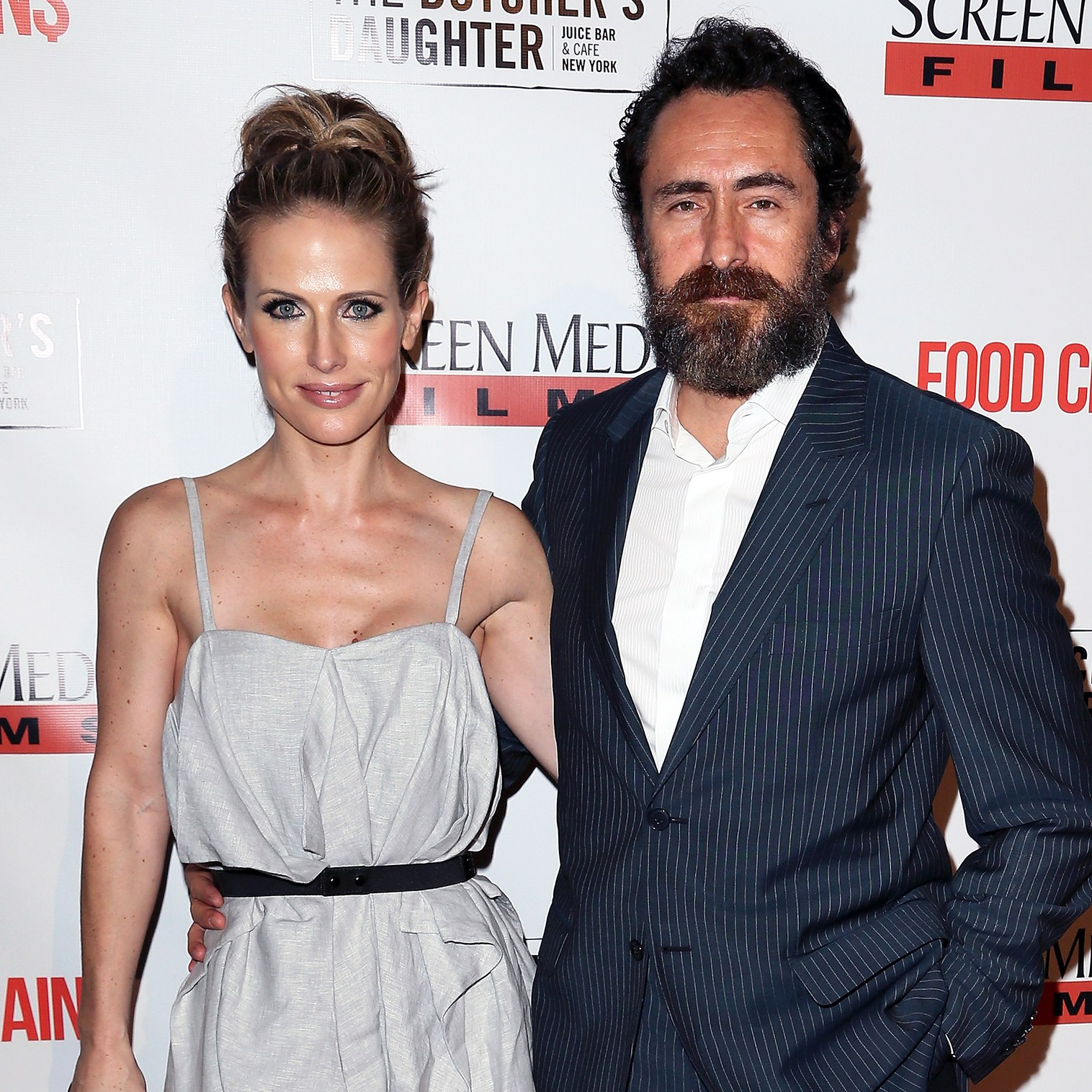 Demian Bichir Stefanie Sherk Cause of Death