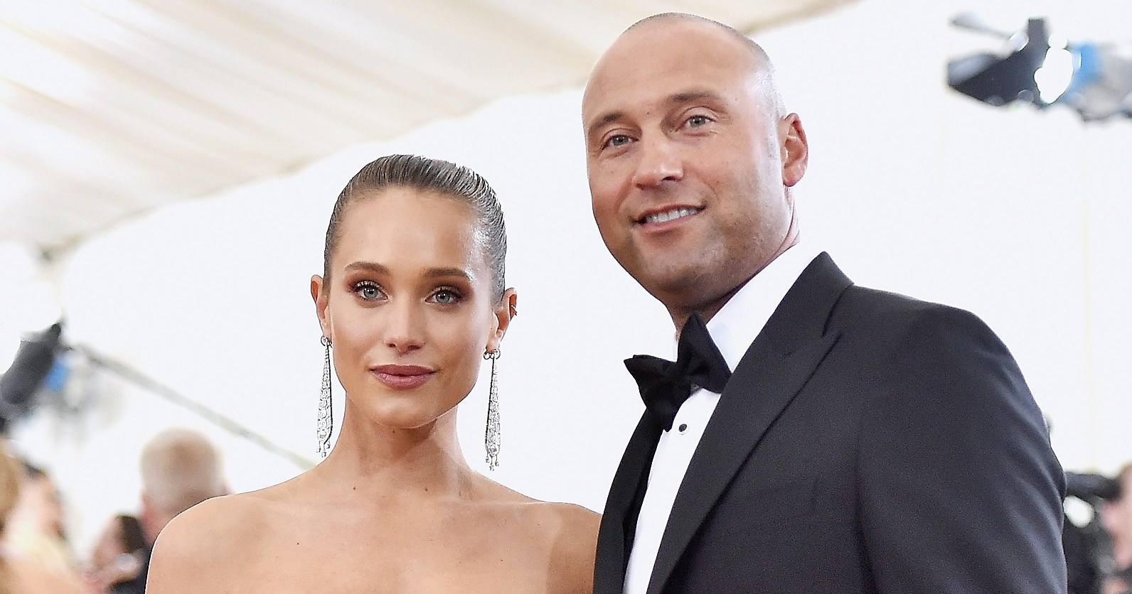 Derek Jeter on 'Raising a Family in Miami' With Wife Hannah Jeter
