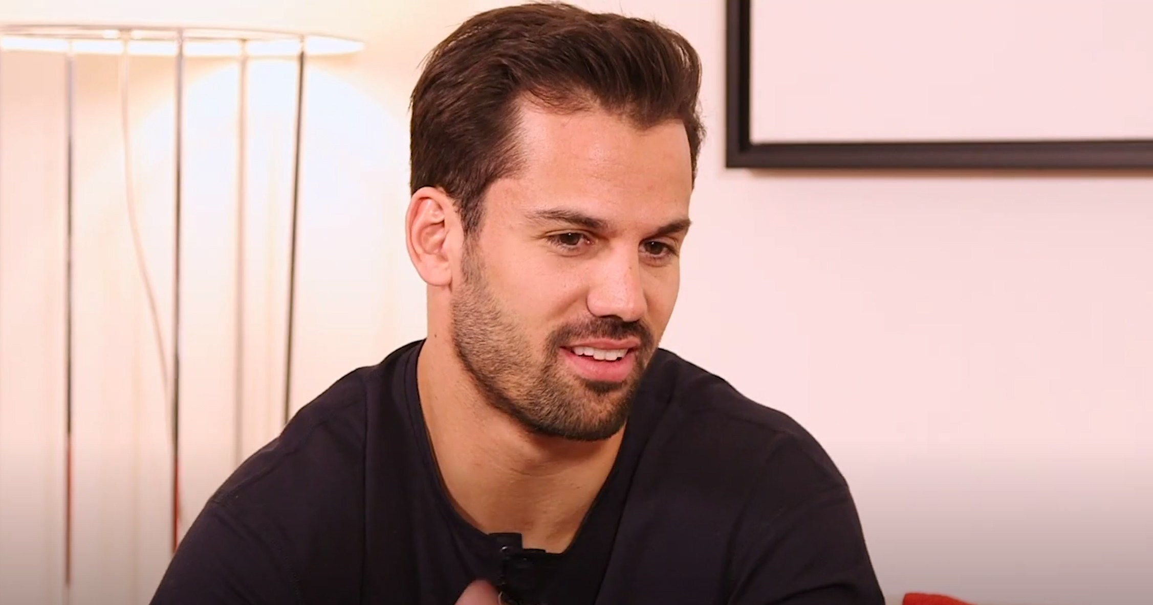 Eric Decker Shares His Parenthood Dos and Don'ts