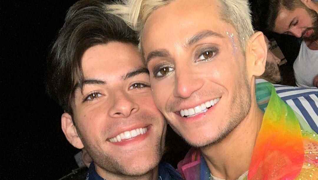 Frankie Grande Confirms He Has a New Boyfriend