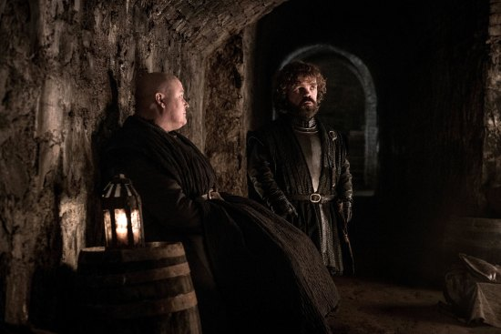 Game of Thrones Ep 3 Season 8 Varys Tyrion Lannister