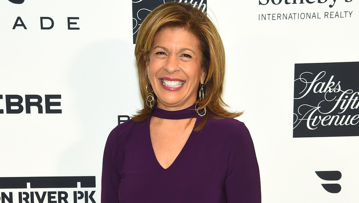 Hoda Kotb Shares First Family Photo With New Daughter Hope As They Celebrate Easter