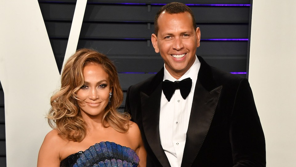 Alex Rodriguez Rehearsed His Proposal to Jennifer Lopez