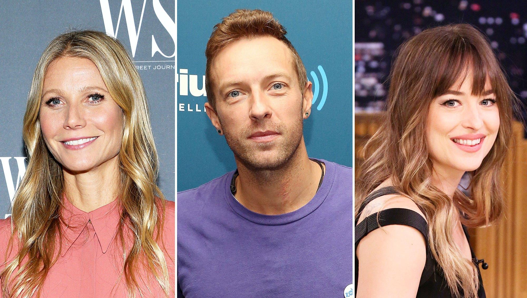 Gwyneth Paltrow Bonds With Ex Chris Martin's Girlfriend Dakota Johnson: 'Consciously Throupling'