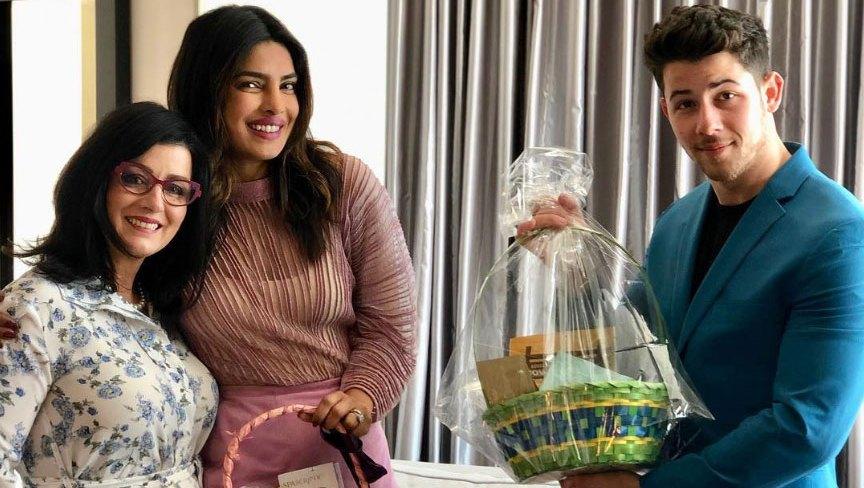 Nick Jonas Priyanka Chopra How the Celebs are Celebrating Easter