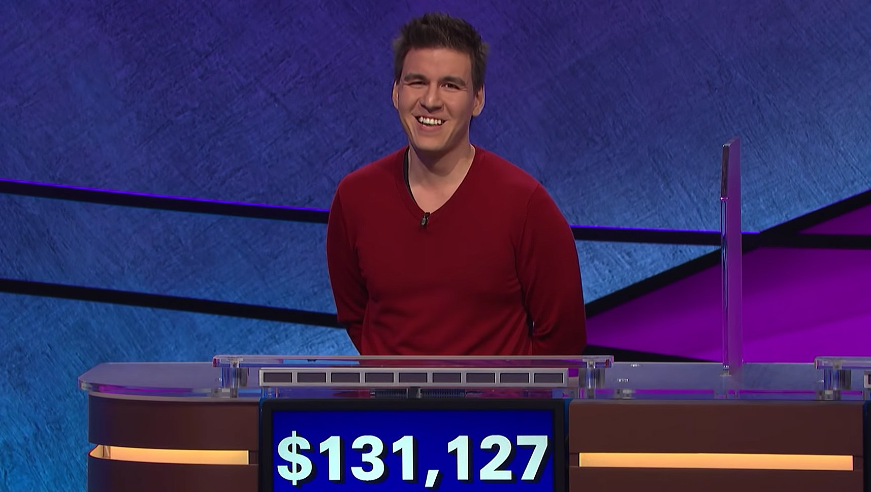 James Holzhauer Breaks His Own Record on Jeopardy