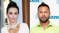 Jenni JWoww Farley Roger Mathews Have No Plans to Reconcile