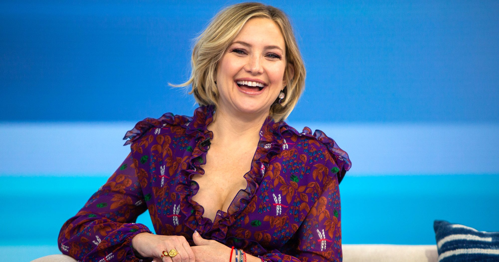 Kate Hudson's All-Time Most Inspiring Advice on Fitness, Diet, Health and Wellness