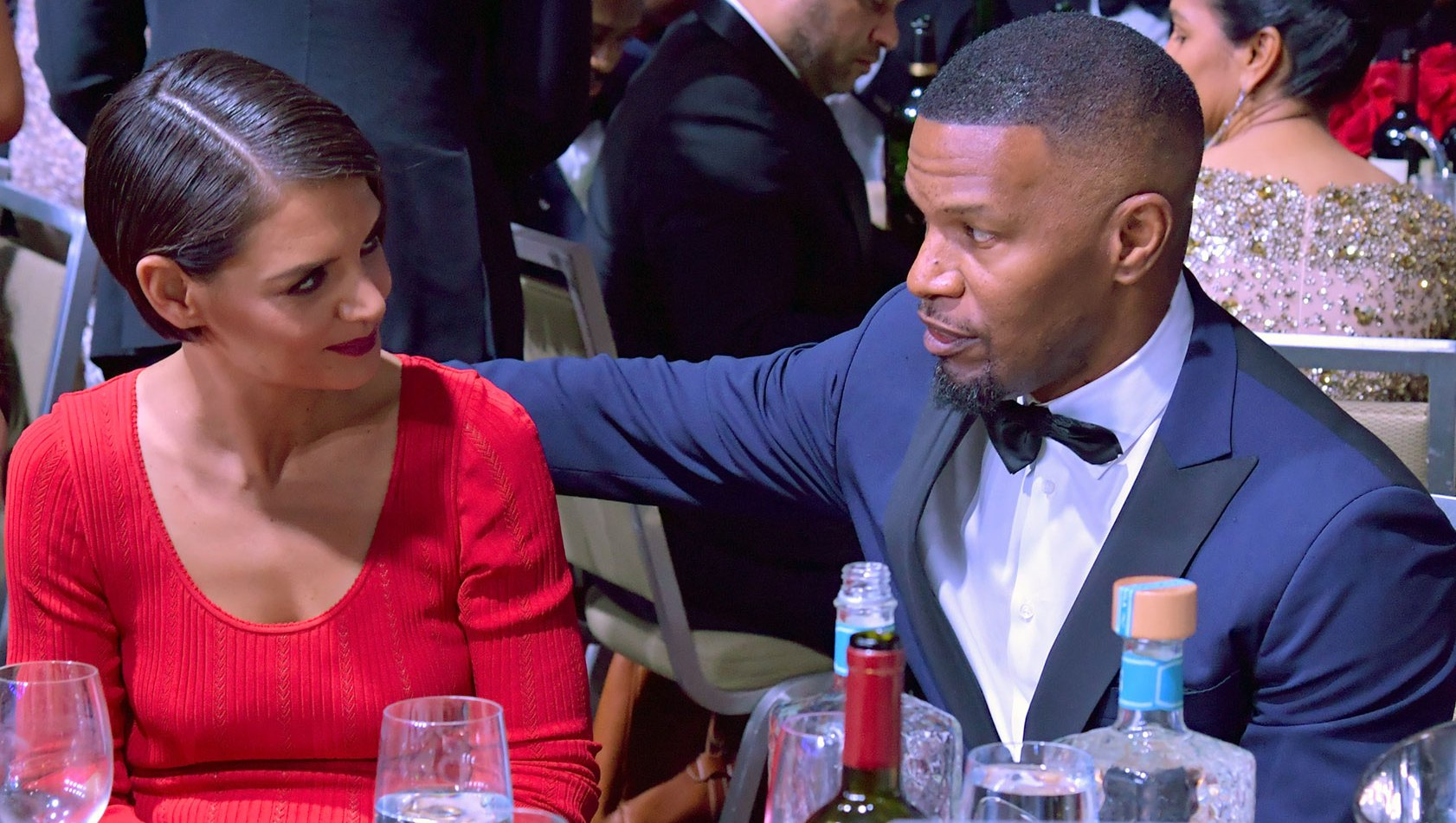 Are Katie Holmes and Jamie Foxx Planning to Get Engaged?