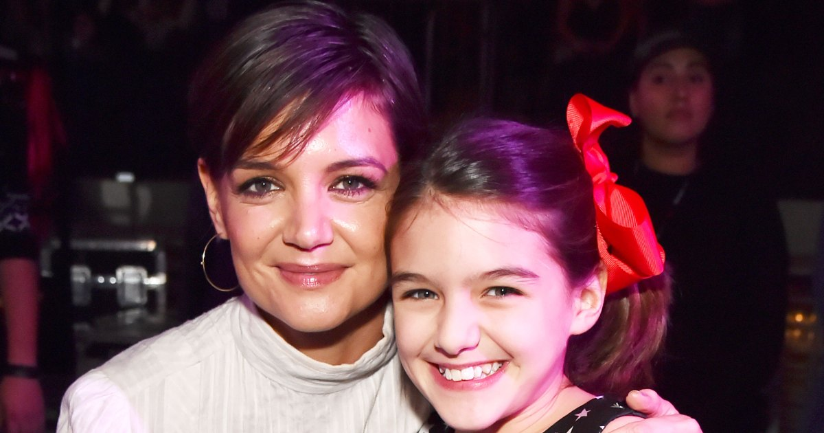 Katie Holme's Daughter Suri Celebrated 13th Birthday in Paris
