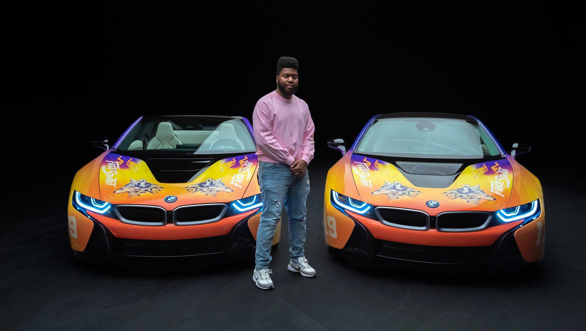 Khalid BMW