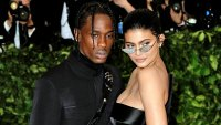 Kylie Jenner and Stormi Commission a Billboard to Celebrate Travis Scott's Birthday Met Gala 2018