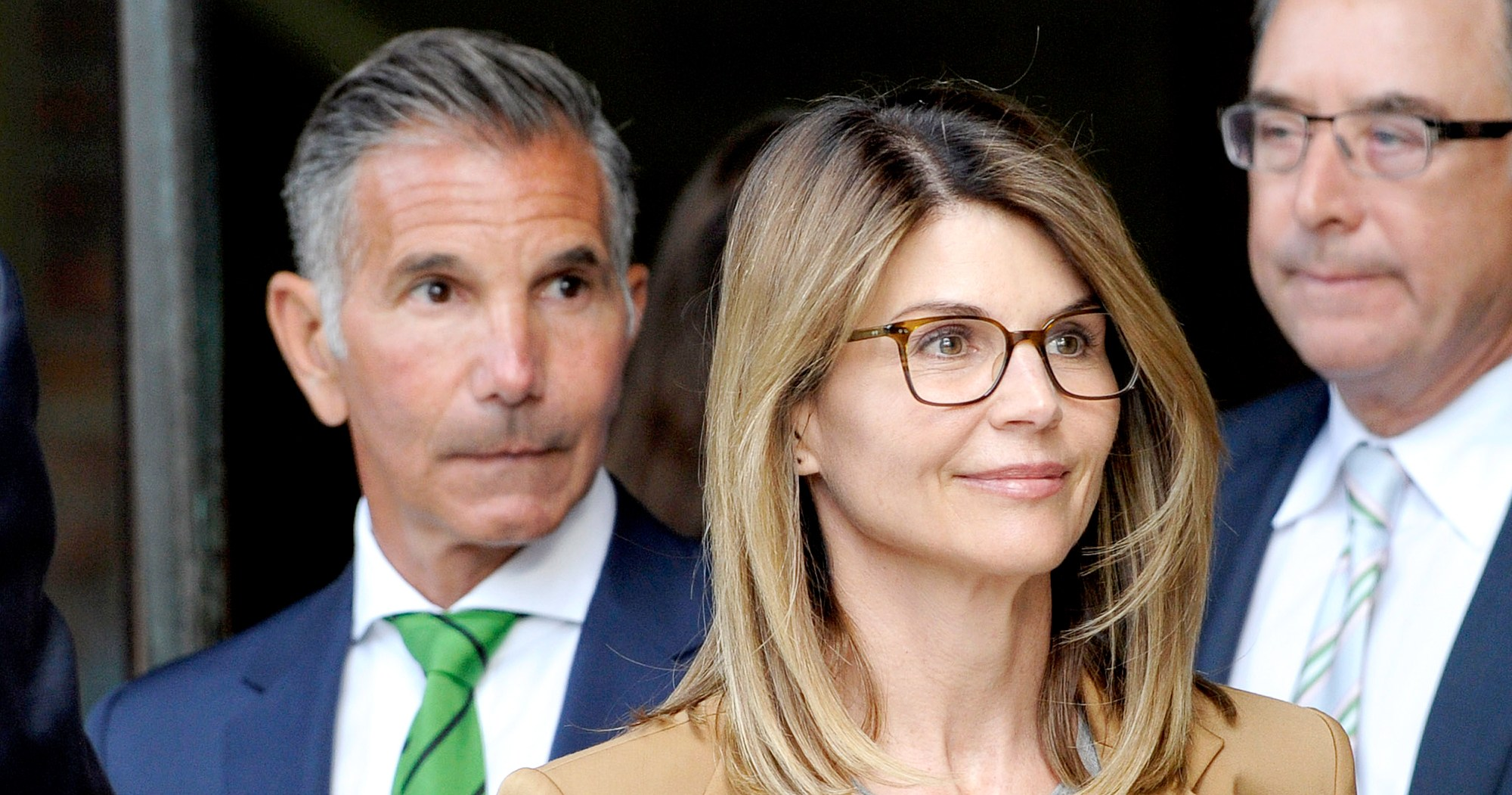 Lori Loughlin, Husband Made 'Calculated' Decision to Participate in Scandal