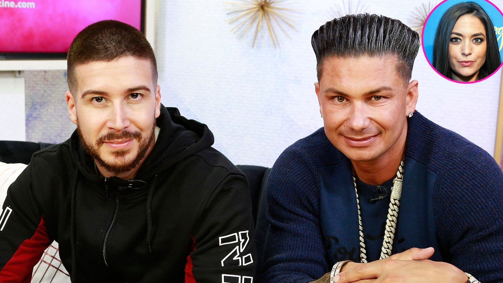 jersey shore's pauly d, vinny haven't been invited to