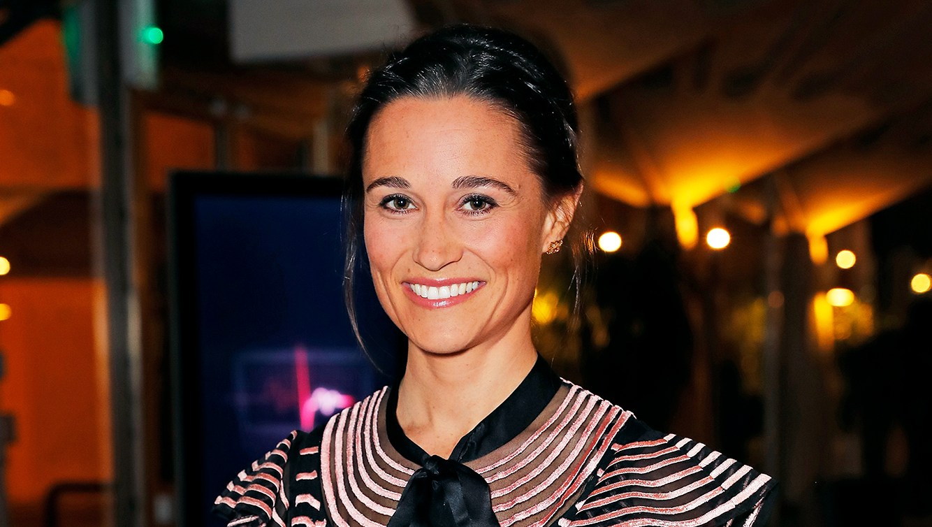 Pippa Middleton Talks About Her Son for First Time