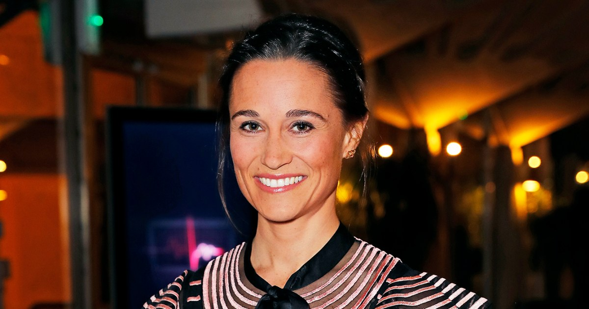 Pippa Middleton Talks About 6-Month-Old Son Arthur for First Time