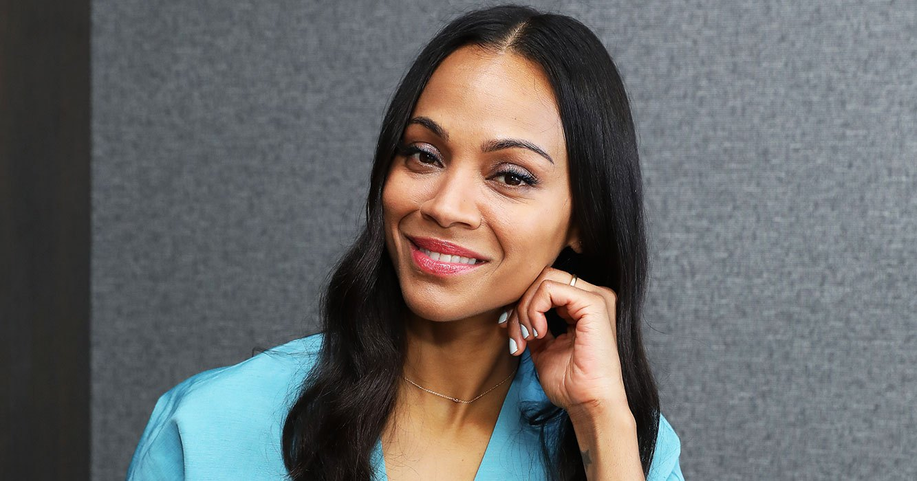 Zoe Saldana Doesn't Have Plans for Baby No. 4: 'Answer Is No'