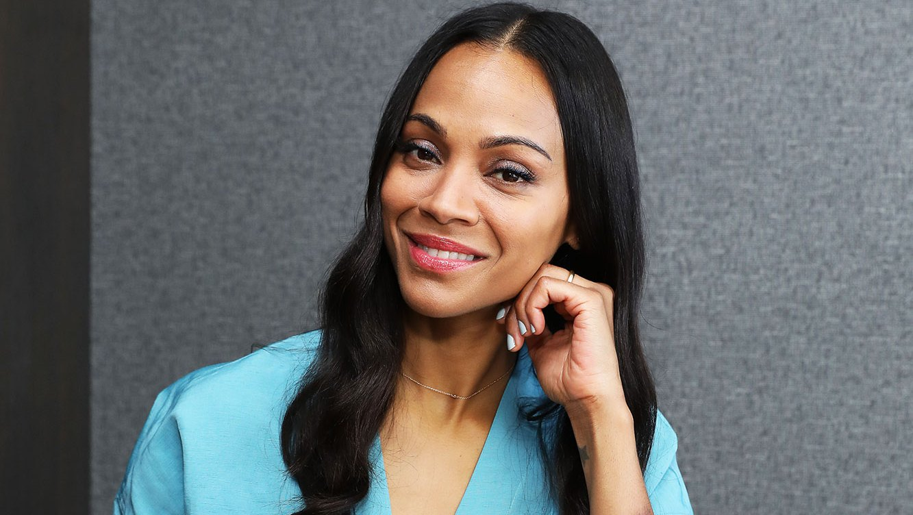 Zoe Saldana oatmilk husband 3 sons