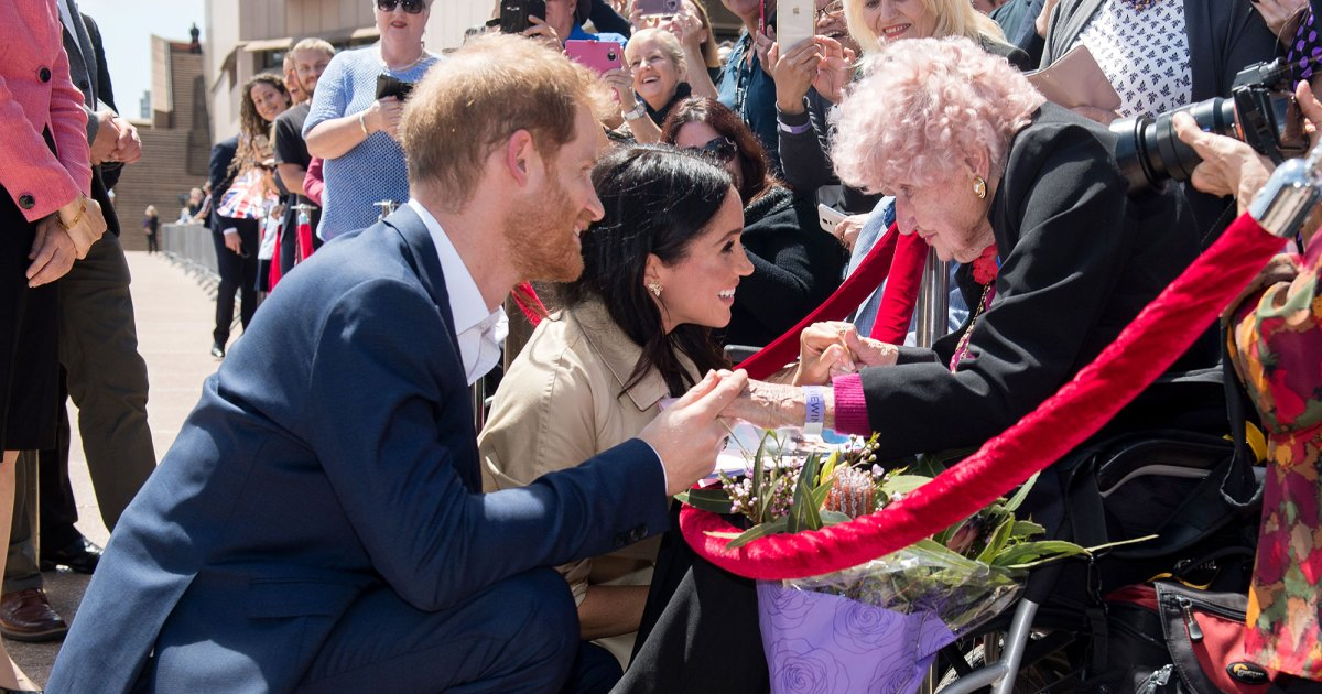 Prince Harry's No. 1 Fan Dies at 99, Days After He Sent Her a B-Day Letter