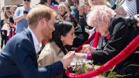 Prince Harry's Biggest Fan Daphne Dunne Dies at 99, Days After He and Duchess Meghan Sent Her a Birthday Letter