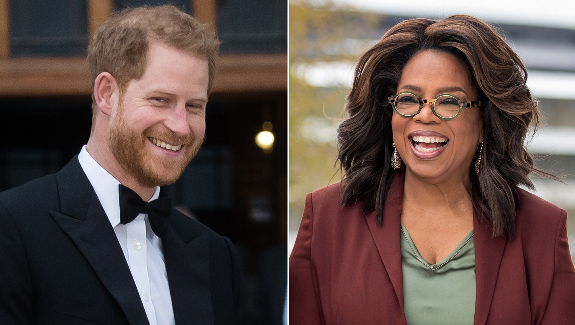 Prince Harry and Oprah Winfrey Team Up for Apple TV Series on Mental Health