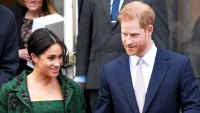 Prince Harry, Duke of Sussex and Meghan, Duchess Of Sussex baby names
