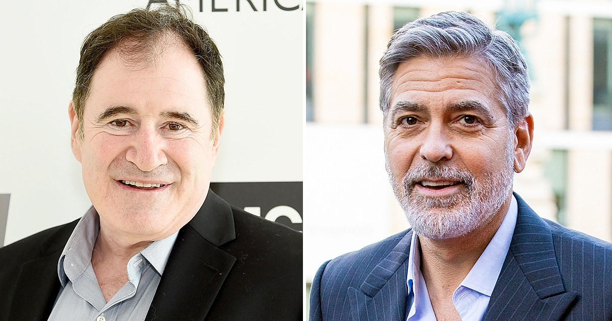 Richard Kind: George Clooney Is a 'Great, Great Dad'