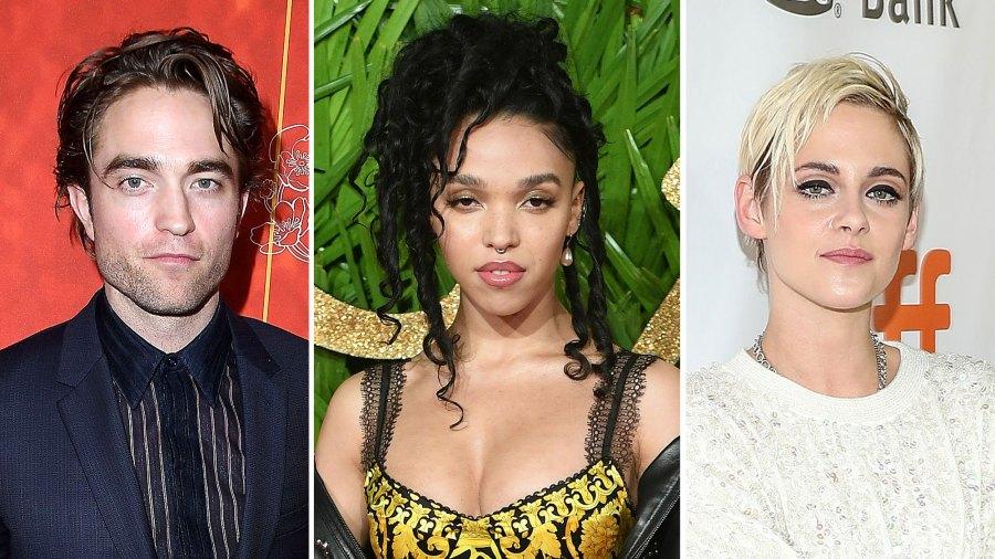 Robert Pattinson Talks About Exes FKA Twigs and Kristen Stewart