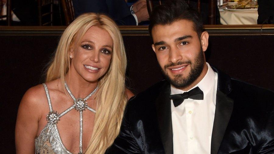 Sam Asghari Posts Sweet Video Britney Spears