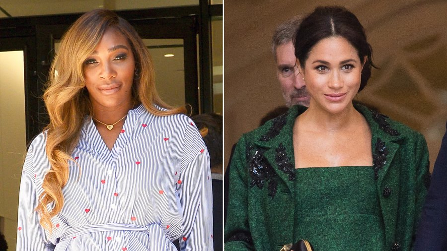Serena Williams Is Sure That Duchess Meghan Will Be the Best Mom to Royal Baby With Prince Harry