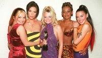 Spice Girls Makeup Artist
