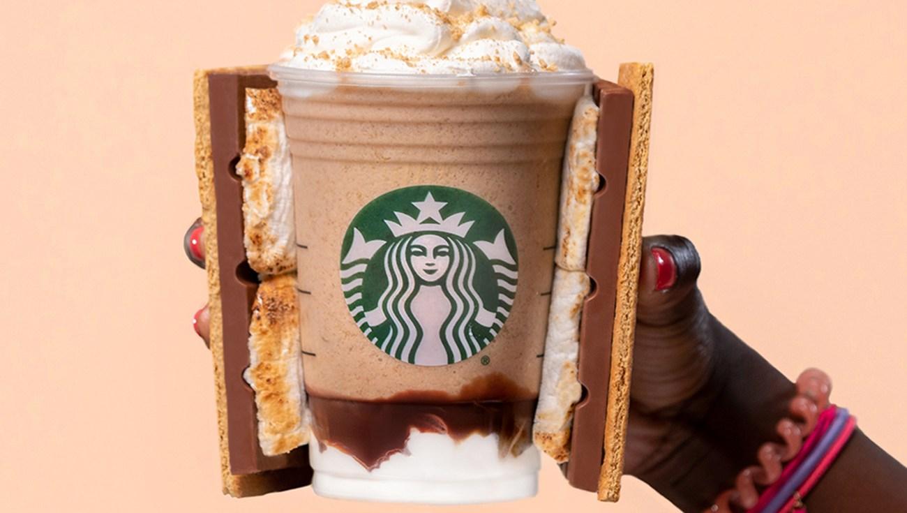 Starbucks' S'mores Frappuccino Will Return