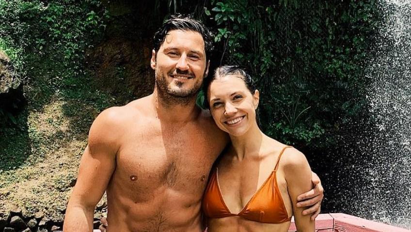 Val-Chmerkovskiy-and-Jenna-Johnson-St.-Lucia honeymoon