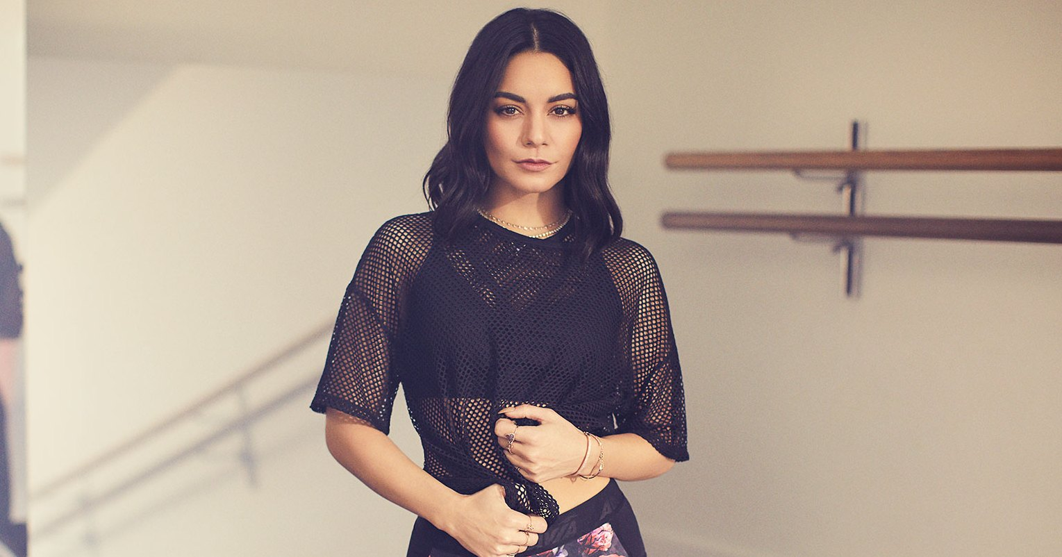Vanessa Hudgens Teamed up With AVIA for a Super Stylish (and Affordable!) Activewear Collection