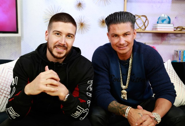 how well vinny guadagnino and dj pauly d know each other: watch