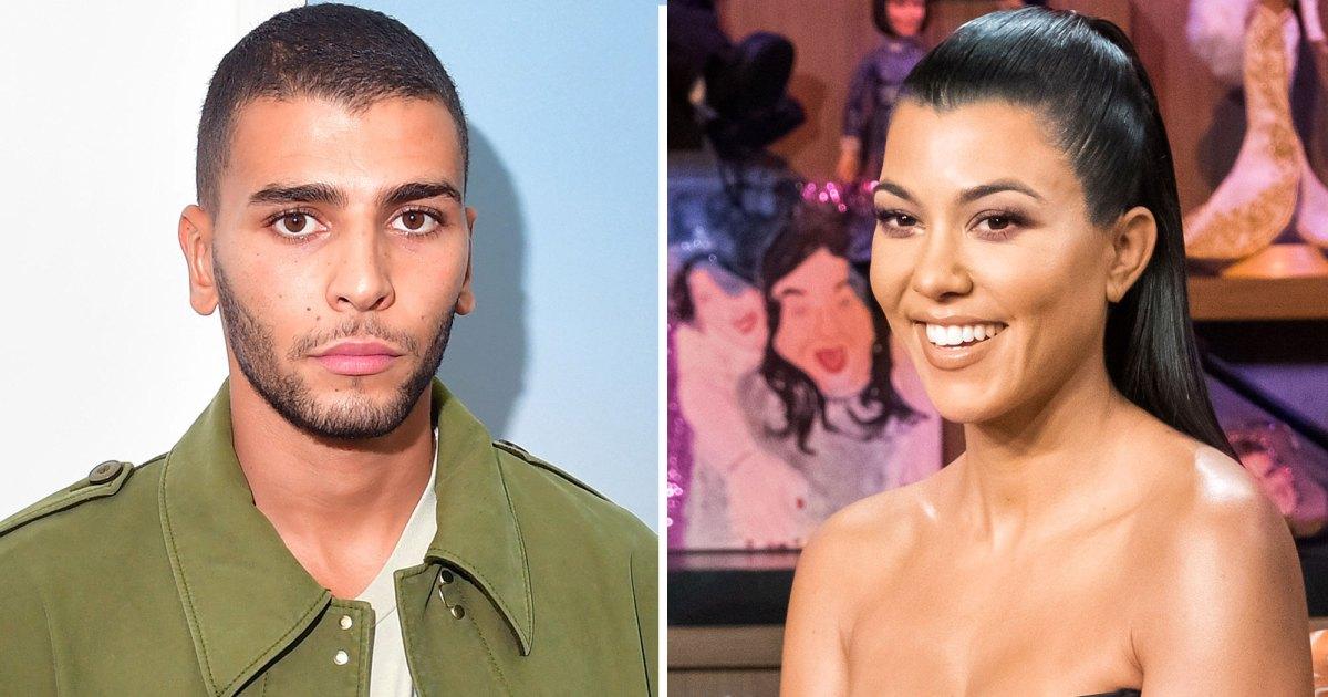 Hot in Here! Younes Bendjima Flirts With Kourtney Kardashian on Instagram