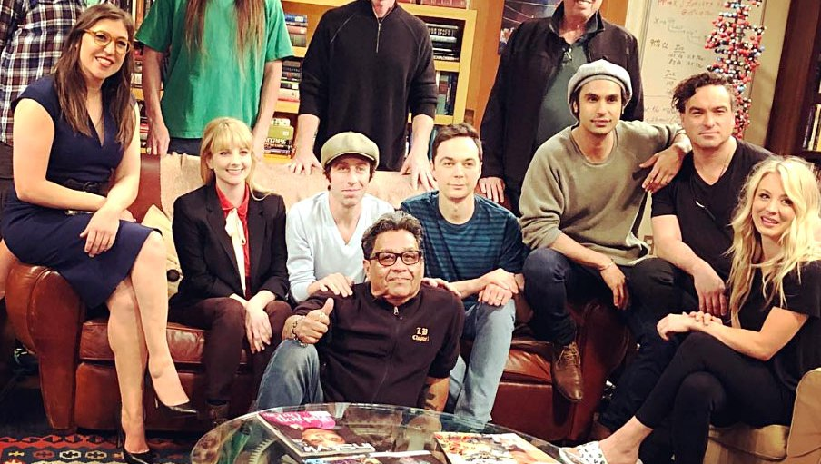 Big Bang Theory Stars Read Final Episode