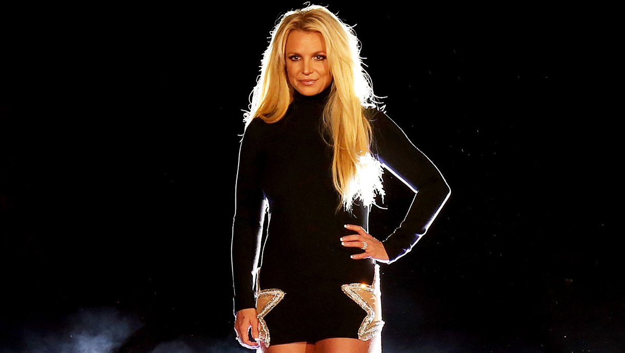 Britney Spears stress Weight Loss