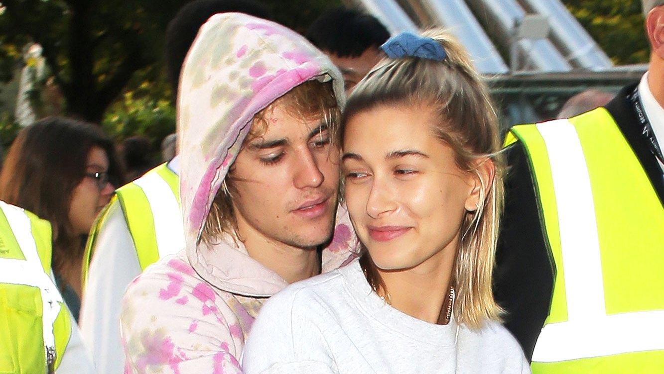 Hailey Baldwin Justin Bieber love letter instagram