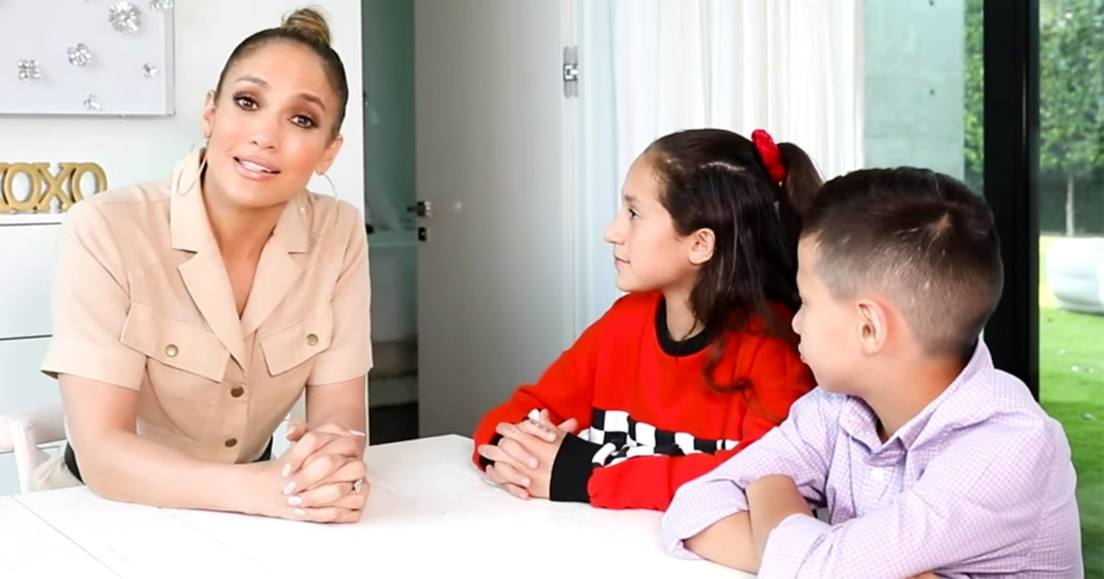 Jennifer Lopez: How I Found Out I Was Pregnant With Twins